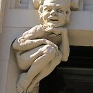 Southam Building: Gargoyle by Mike Shell