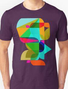 abstract geometric 3 T-Shirt