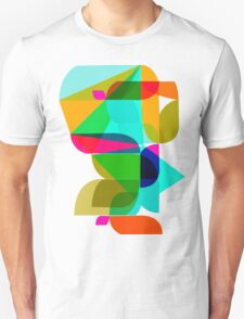 abstract geometric 3 T-Shirt