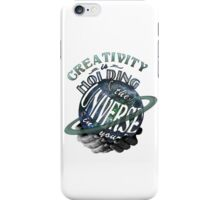 Universe in your Hands iPhone Case/Skin