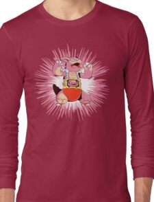 Krangaskhan Long Sleeve T-Shirt