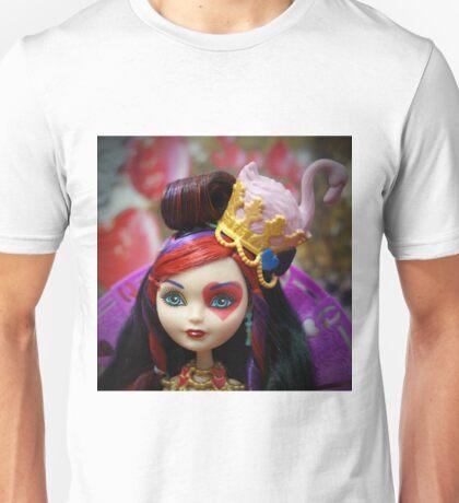 Way Too Wonderland - Lizzie Hearts Unisex T-Shirt