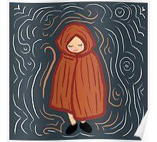 Little Red Ridding Hood Poster