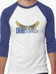 Dub Nation Men's Baseball ¾ T-Shirt