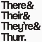 Their Grammar by DrEyehacker