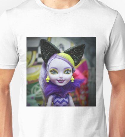 Way Too Wonderland - Kitty Cheshire Unisex T-Shirt