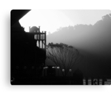 Late afternoon photography Canvas Print