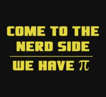 Come to the Nerd Side. We Have Pi by contoured