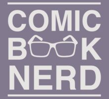 Comic Book Nerd by contoured