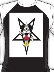MICKEY MOUSE X ILLUMINATI T-Shirt