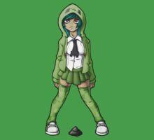 Creeper Girl One Piece - Short Sleeve