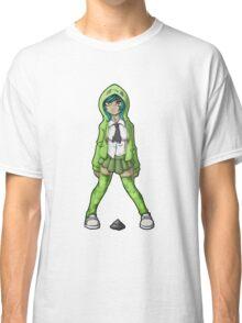 Creeper Girl Classic T-Shirt