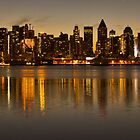 NYC Skyline 2 by Albo92