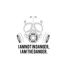 Breaking Bad- I AM THE DANGER by heroinchains
