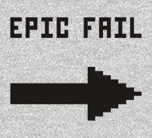 Epic Fail Kids Clothes