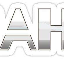 Dahl Sticker
