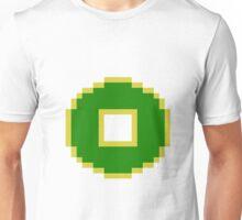 8bit Earth Kingdom Emblem - 3nigma Unisex T-Shirt