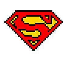 Superman by RainbowMuffin