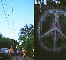 Half frame Hawaii by ben whitmore