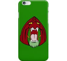 The Face of Battle Cat  iPhone Case/Skin