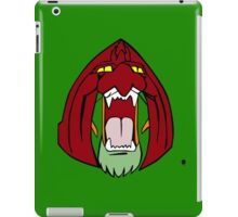 The Face of Battle Cat  iPad Case/Skin