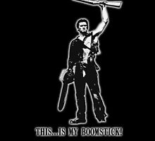 Army of Darkness - Boomstick - iphone case by Chloe van Leeuwen