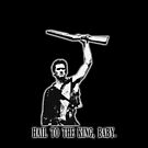 Army of Darkness - Hail to the King - iphone case by Monsterkidd