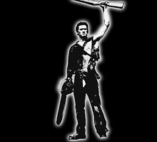 Army of Darkness - Ash - iphone case by Monsterkidd