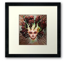 The Array  Framed Print