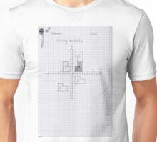 Maths Book Unisex T-Shirt