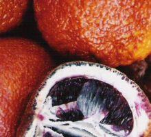 Orange Fruit 3 Sticker