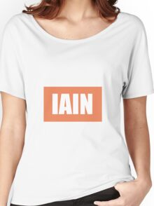 Iain Dean Women's Relaxed Fit T-Shirt