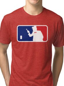 Major League Time Lord Tri-blend T-Shirt