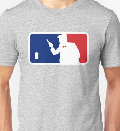 Major League Time Lord Unisex T-Shirt