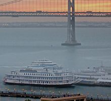 San Francisco Belle by David Denny