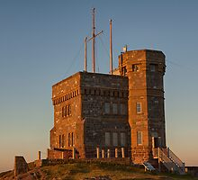 Cabot Tower by Eunice Gibb