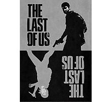 The Last of Us -  Ellie & Joel Photographic Print