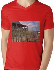 Atlantic Getaway Mens V-Neck T-Shirt