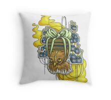 The Wisdom of the World - the Socrates Throw Pillow