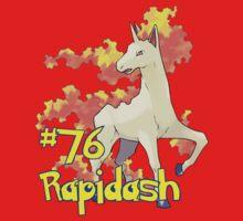 Rapidash 76 by Stephen Dwyer