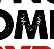 #NOBOMBS4SYRIA A Sticker