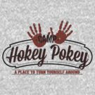 Camp Hokey Pokey - A Place to Turn Yourself Around - Parody Shirt - Humor - Hokey Pokey by traciv