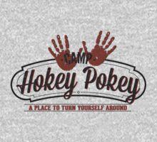 Camp Hokey Pokey - A Place to Turn Yourself Around - Parody Shirt - Humor - Hokey Pokey by traciv