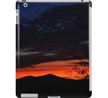 Autumnal Sunset iPad Case/Skin