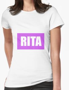 Rita Freeman Womens Fitted T-Shirt