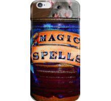 Magic Spells: Edgar iPhone Case/Skin