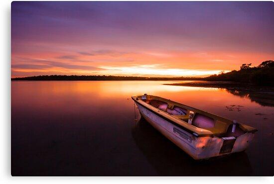 A Tender Sunset by Matthew Post