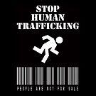 Stop Human Trafficking by Samuel Sheats