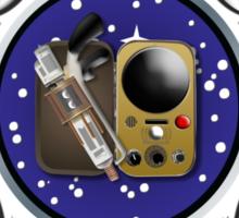 Warehouse 13: TNG Starfleet Investigatory Department Sticker