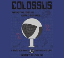 Colossus by GUS3141592
